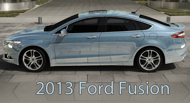 Ford Fusion 2013 Release Date 2013 Ford Fusion